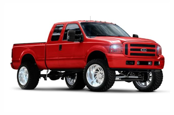 2005-2007 Ford Super Duty Profile Retrofit Kit, high quality, enhance any HID kit.