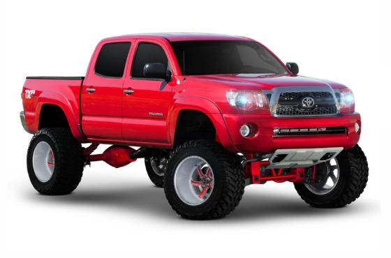 2005-2011 Tacoma Profile Retrofit Kit, high quality, enhance any HID kit.