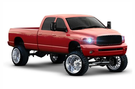 2006-2008 Dodge Ram Profile Retrofit Kit, high quality, enhance any HID kit.