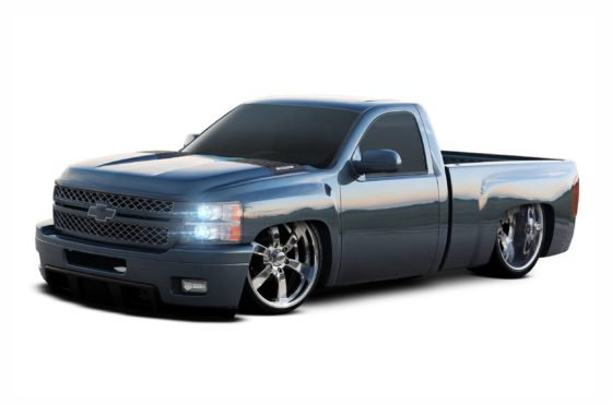 2007-2013 Silverado Profile Retrofit Kit, high quality, enhance any HID kit.
