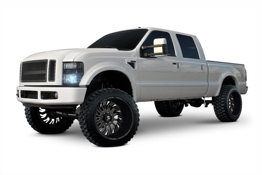 2008-2010 Ford Super Duty Profile Retrofit Kit, high quality, enhance any HID kit.