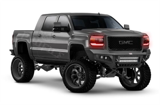 13-15 GMC Sierra Profile Pixel DRL Boards, don't limit your vehicle to one color. The HID Factory offers the best components for all HID light kits.