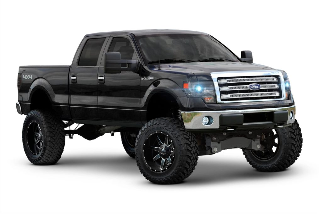 2013-2014 Ford F150 Retrofit Kit