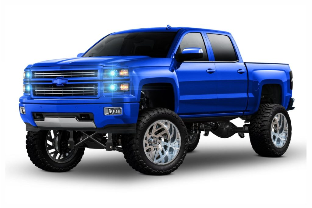 2014-2015 Chevrolet Silverado Retrofit Kit
