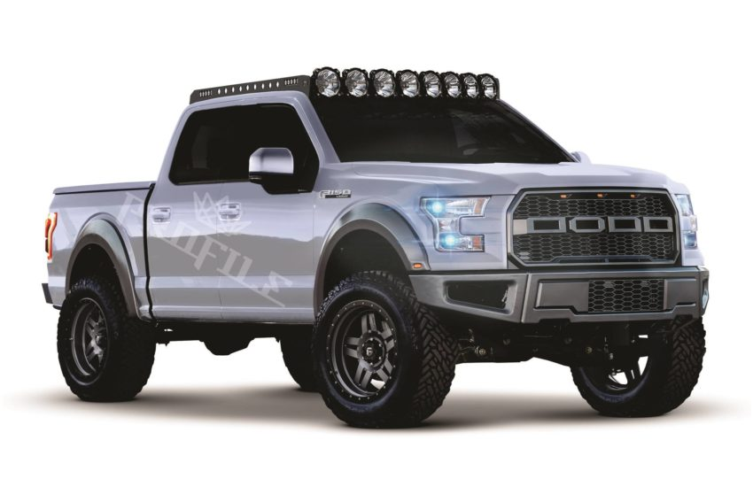 2015-2017 F150 Profile Retrofit Kit, high quality, enhance any HID kit.