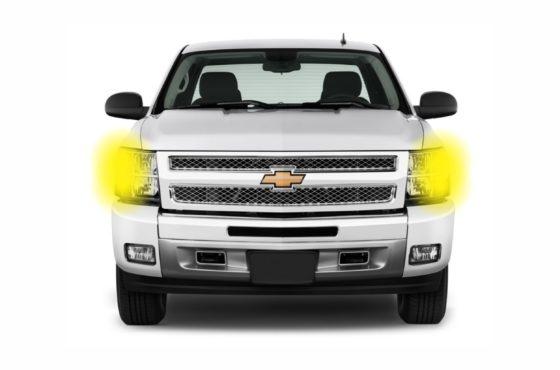 2007-2013 Chevrolet Silverado