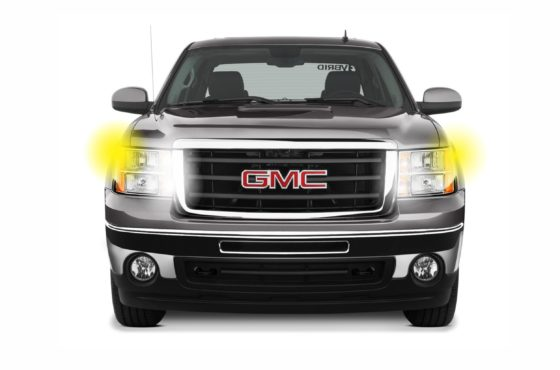 2007-2013 GMC Sierra Lighting Package, an assortment of the best LED bulbs for your vehicle.