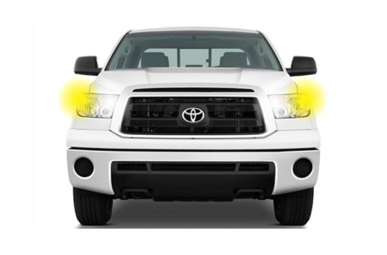 2007-2013 Toyota Tundra Lighting Package, an assortment of the best LED bulbs for your vehicle.