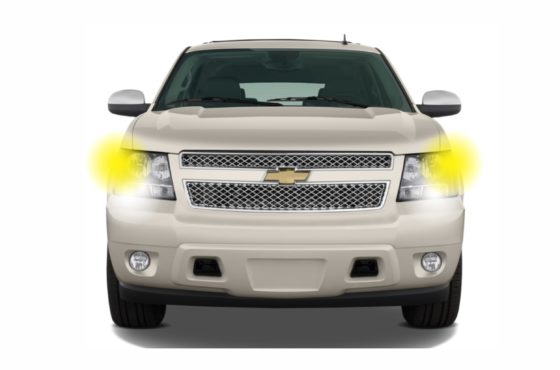 2007-2014 Chevrolet Tahoe Lighting Package, an assortment of the best LED bulbs for your vehicle.