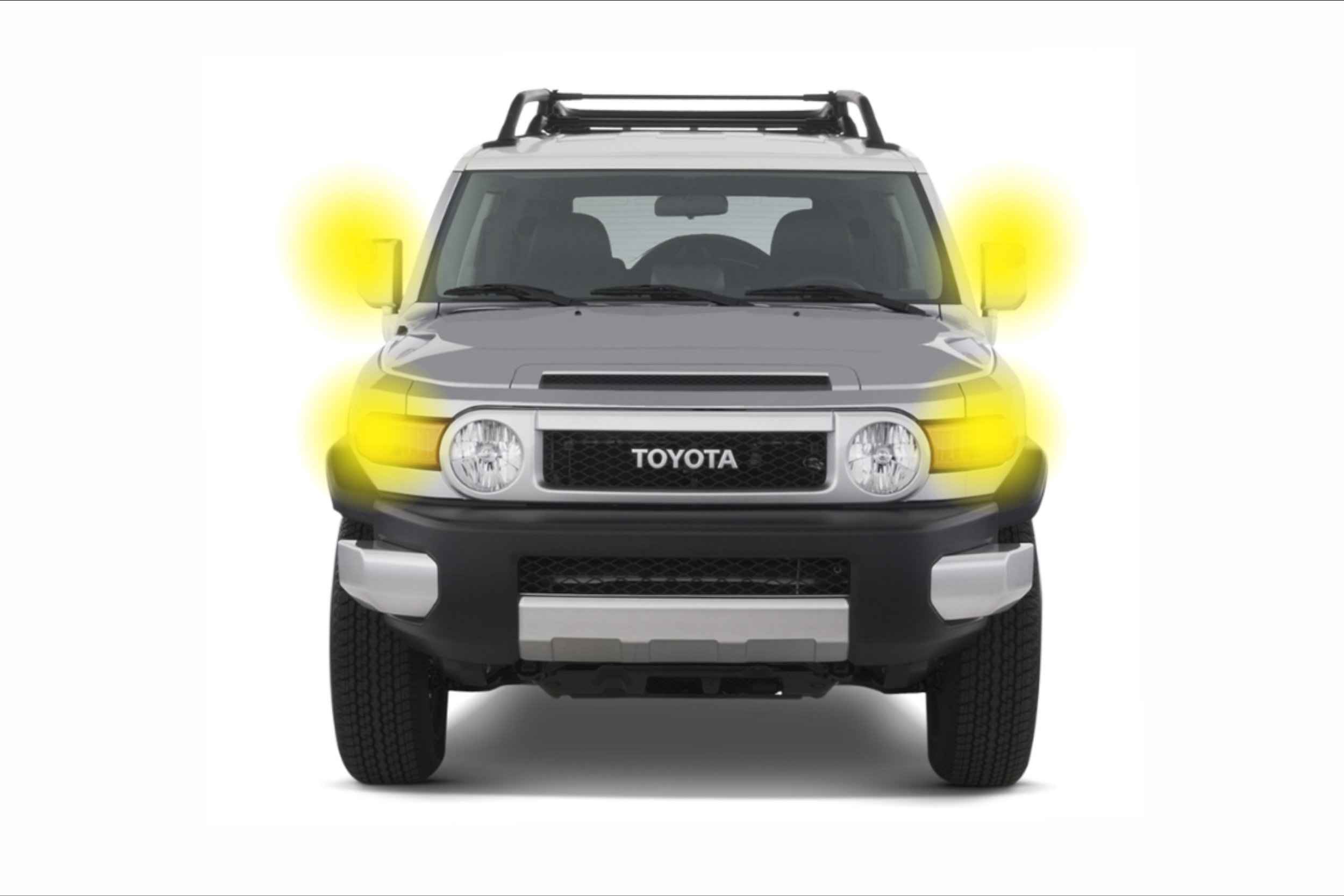 2007 2014 Toyota Fj Cruiser The Hid Factory