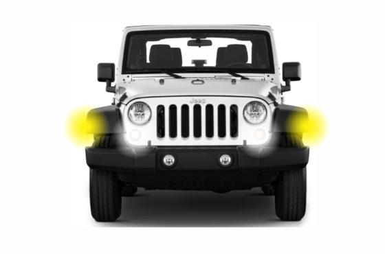 2007-2017 Jeep Wrangler Lighting Package, an assortment of the best LED bulbs for your vehicle.