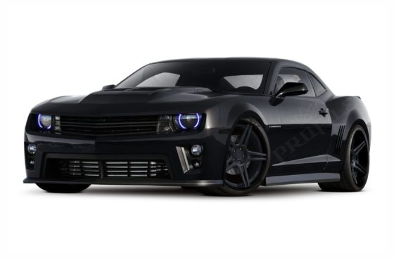 2010-2013 Camaro Profile Pixel DRL Boards, don't limit your vehicle to one color. The HID Factory offers the best components for all HID light kits.