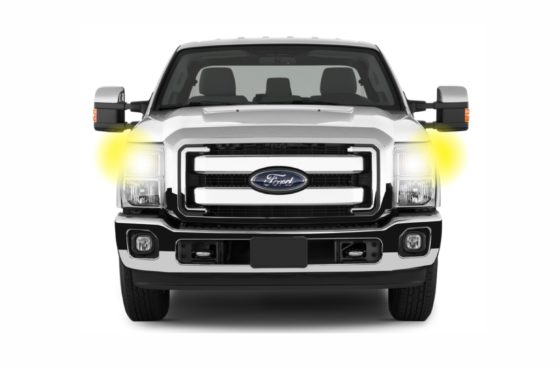 2011-2016 Ford Super Duty Lighting Package, an assortment of the best LED bulbs for your vehicle.