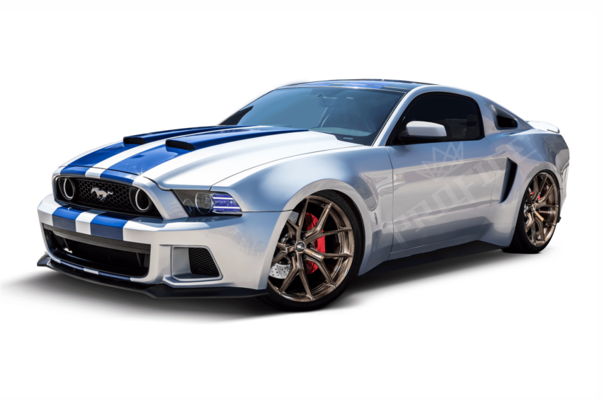 2013-2014 Mustang Profile Pixel DRL Boards, don't limit your vehicle to one color. The HID Factory offers the best components for all HID light kits.