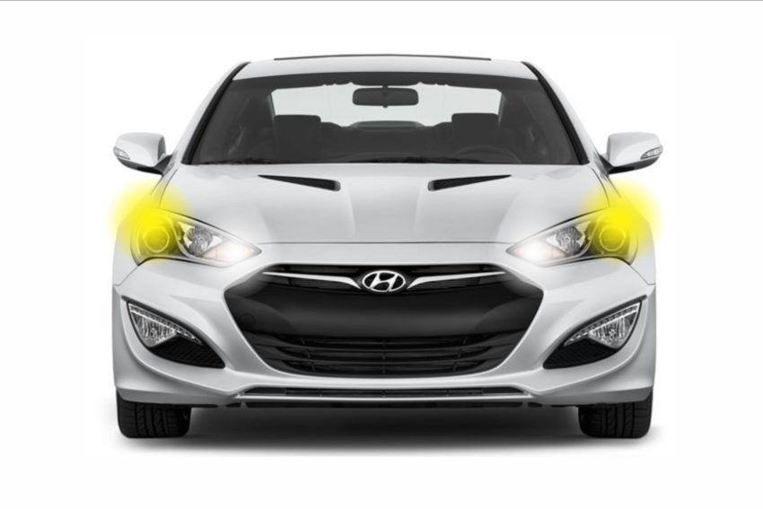 2013-2016 Hyundai Genesis Lighting Package, an assortment of the best LED bulbs for your vehicle.
