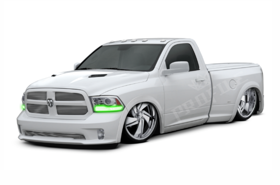 2013+ Dodge Ram Profile Pixel DRL Boards, don't limit your vehicle to one color. The HID Factory offers the best components for all HID light kits.