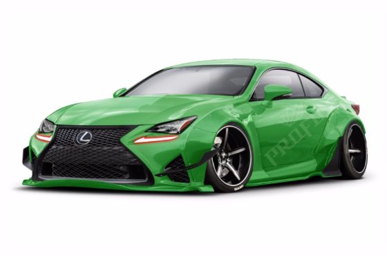 2015+ Lexus RC Profile Pixel DRL Boards, don't limit your vehicle to one color. The HID Factory offers the best components for all HID light kits.