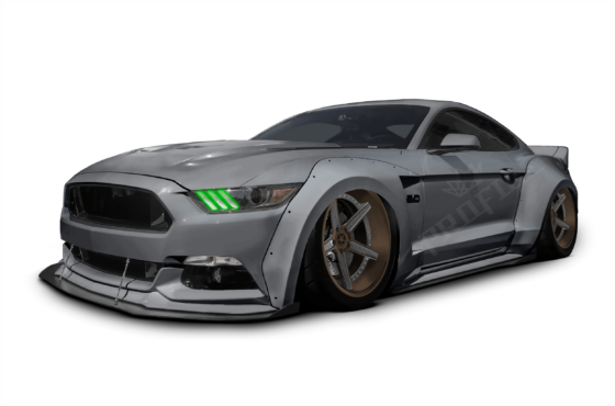 2015+ Mustang Profile Pixel DRL Boards, don't limit your vehicle to one color. The HID Factory offers the best components for all HID light kits.