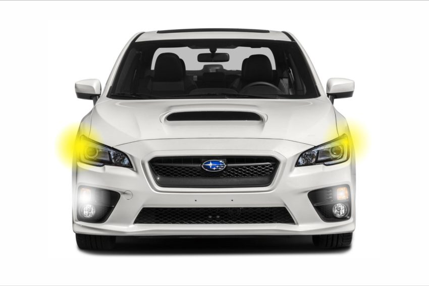 2015+ Subaru WRX Lighting Package, an assortment of the best LED bulbs for your vehicle.
