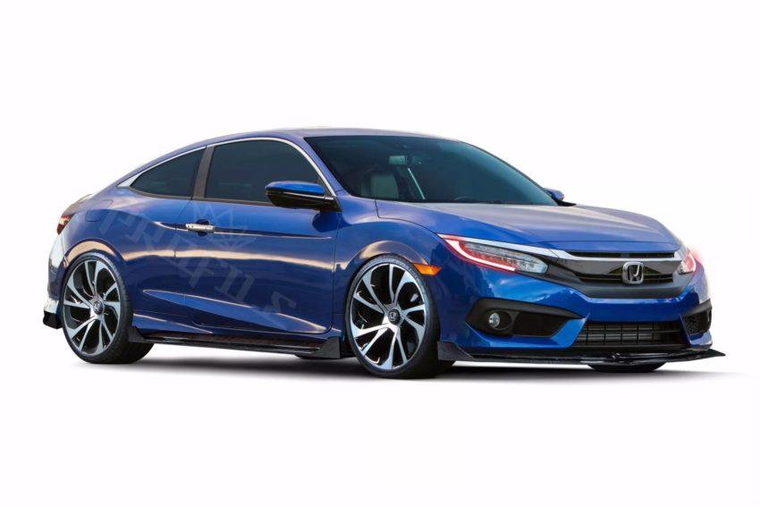 2016+ Honda Civic