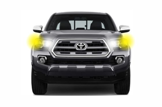 2016+ Toyota Tacoma Lighting Package, an assortment of the best LED bulbs for your vehicle.