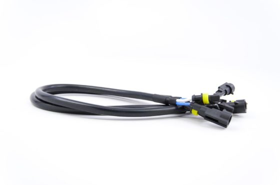 HID Ballast Extension, don't cut costs on wiring, get the best. The HID Factory offers premium extensions for your HID light kits.