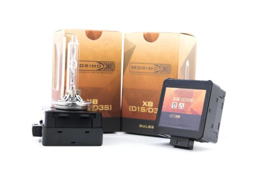 Morimoto HID Bulb, Don't settle for subpar quality. The HID Factory offers the highest quality products so that our customers don't waste their money.