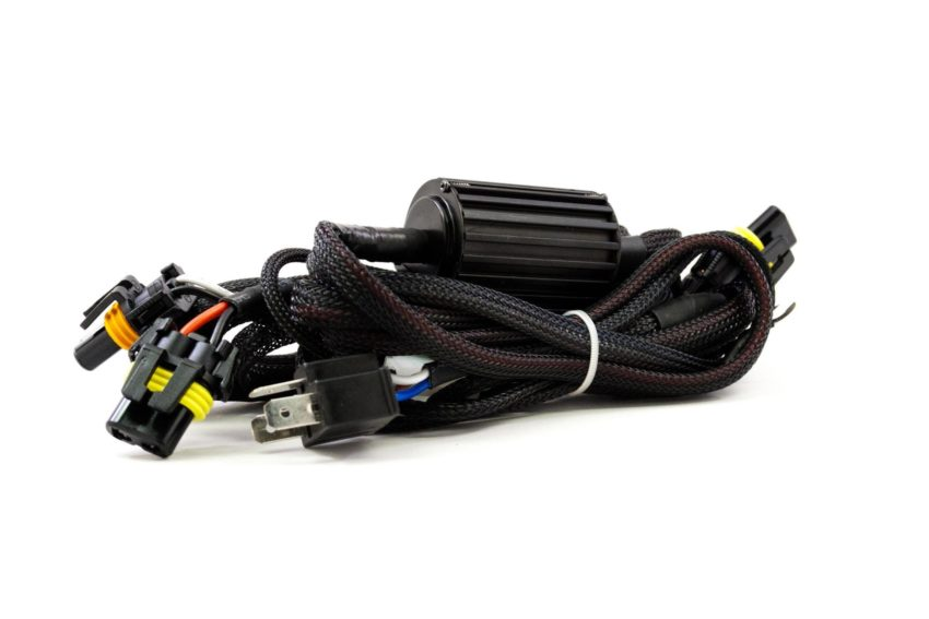Morimoto HID System. An important piece of any hid kit. The HID Factory offers only the highest of quality.