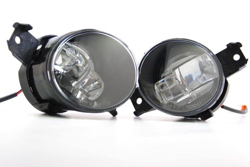 Create the perfect LED Headlight System with LED Fog Light bulbs.