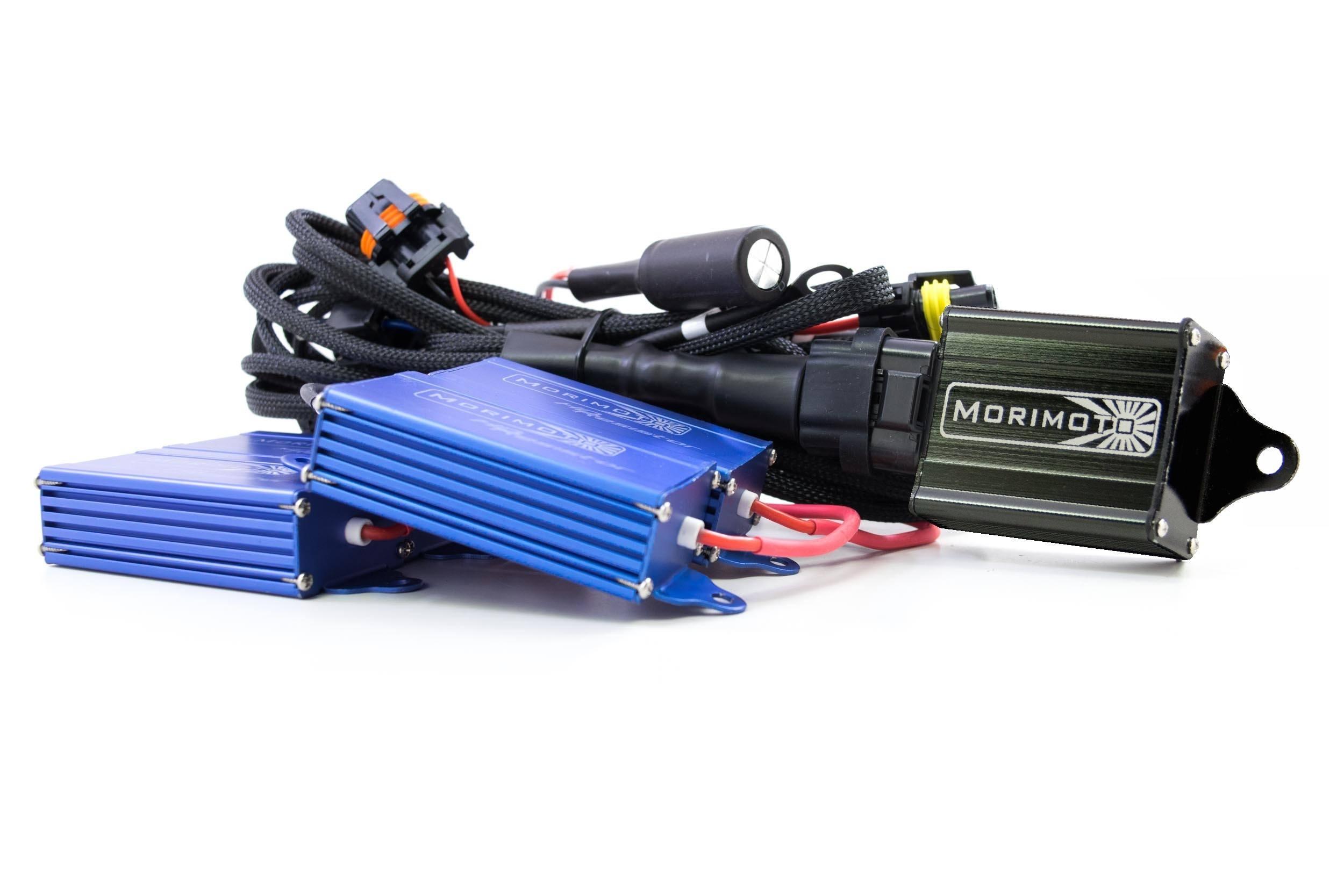 Mopar-spec  H13 Bi-xenon