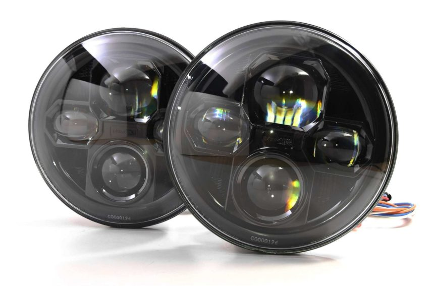 Morimoto Sealed7 2.0 Bi-LED Headlight, The HID Factory offers the best selection of LED Headlights.