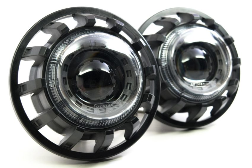 Morimoto Super7 Bi-LED Headlight, The HID Factory offers the best selection of LED Headlights.