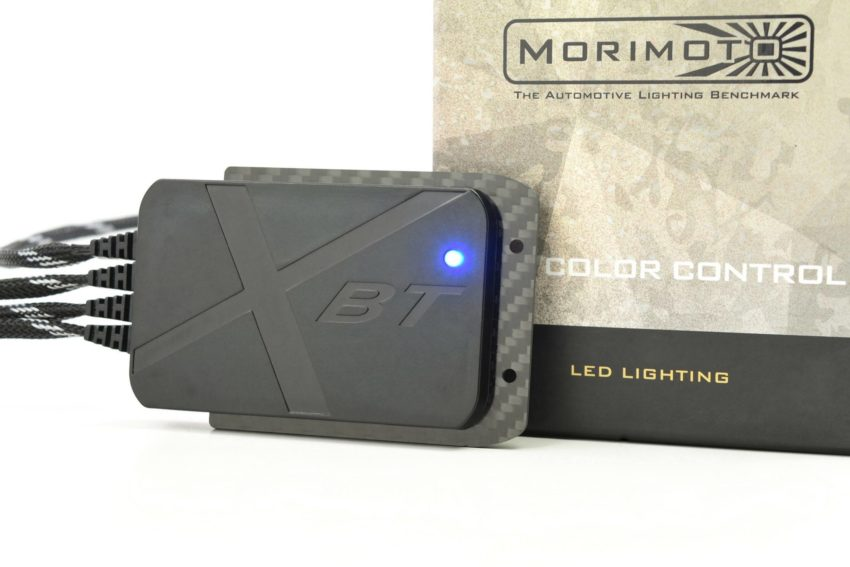 Morimoto RGB Controller, tame your HID kits power. The HID Factory offers the highest quality controllers.