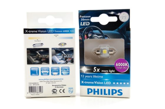 Philips LED Bulb, The HID Factory offers a wide selection of quality LED Bulbs. Look no further for your lighting solutions!