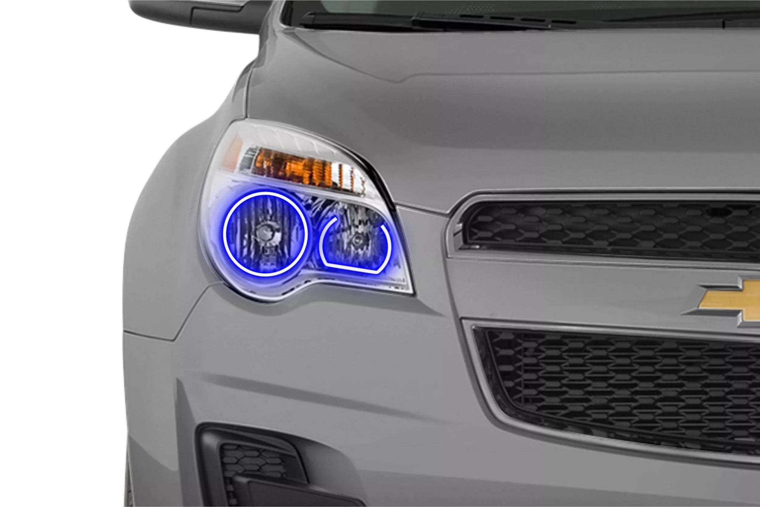 Chevrolet Equinox 10 15 Profile Prism Fitted Halos Rgb