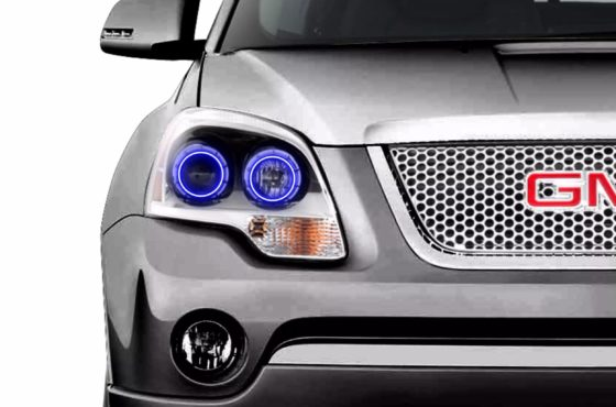 Profile Prism Halos, show off all the colors with RBG technology, the best HID headlights.