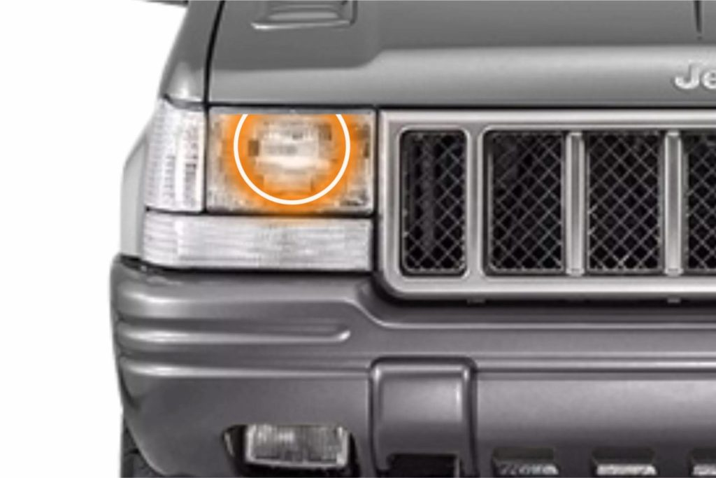 Jeep Grand Cherokee 93 98 Profile Prism Fitted Halos