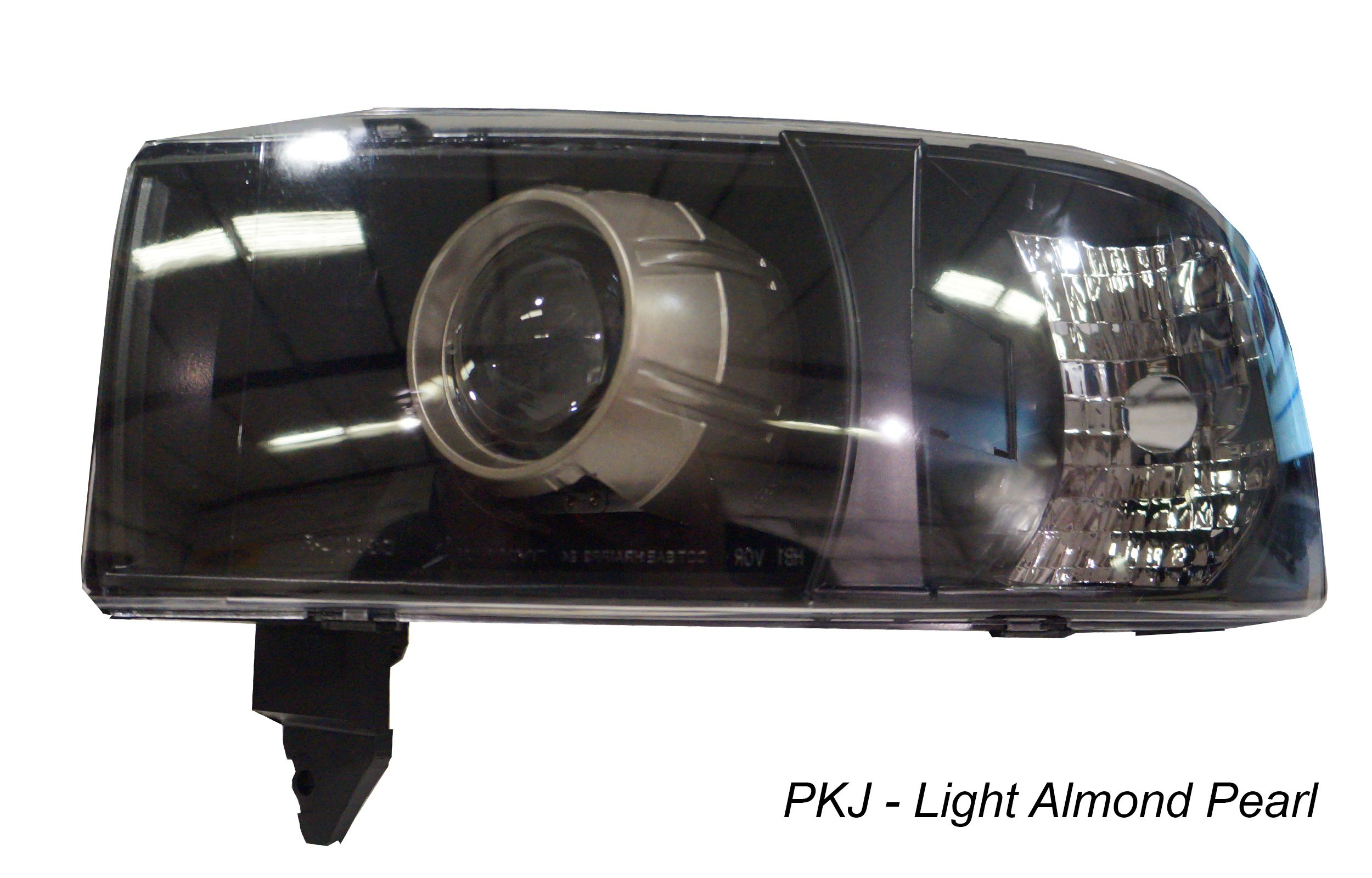 5 1 dodge ram (94 01) 1500 2500 pre built retrofitted led projector