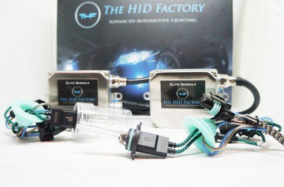 The HID Factory Profile Elite Kit, goes perfect with our best selling Cree LED Headlights.