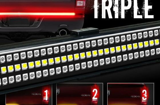 LED Tailgate Bar, The HID Factory offers the most cutting edge products to give your vehicle a unique touch!