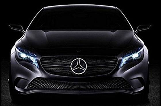 Illuminated Mercedes Benz Badge, The HID Factory offers the most cutting edge products to give your vehicle a unique touch!